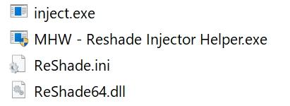 MHW - ReShade Injector Helper-files_name-001