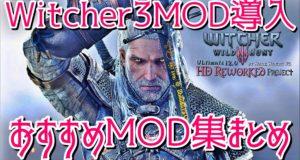 Witcher3導入おすすめMOD集まとめ(私的忘備録)保存版